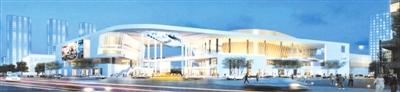 大戏院将成为昆山文化新地标