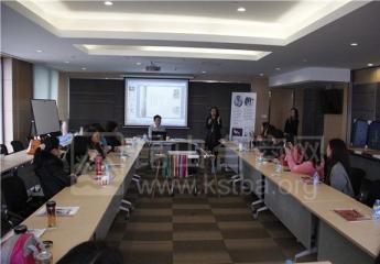 3月29日 妇慈会苏绣体验主题活动
