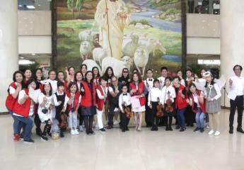 妇慈会|妇慈会义工进驻宗仁卿纪念医院周年庆活动举行
