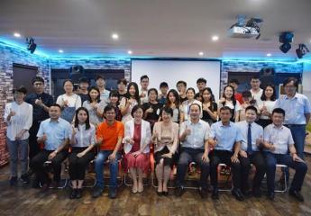 心灵契合的地方最美——第四届海外台湾留学生研习营结营