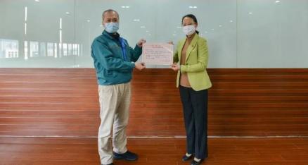 圣美精密工业(昆山)有限公司捐款500万元助力疫情防控
